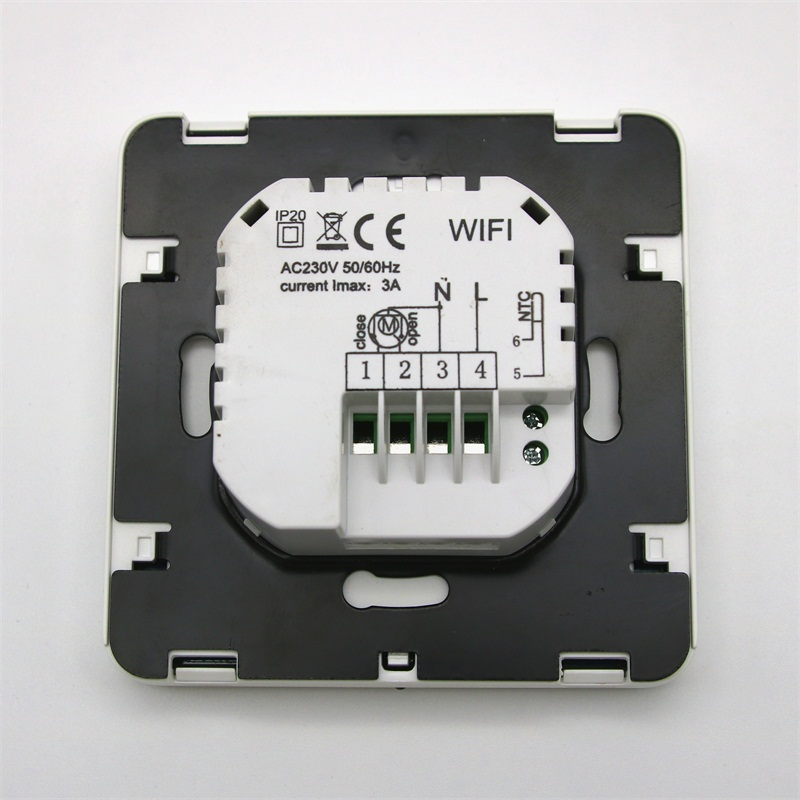 wifi thermostat HY02 (6)