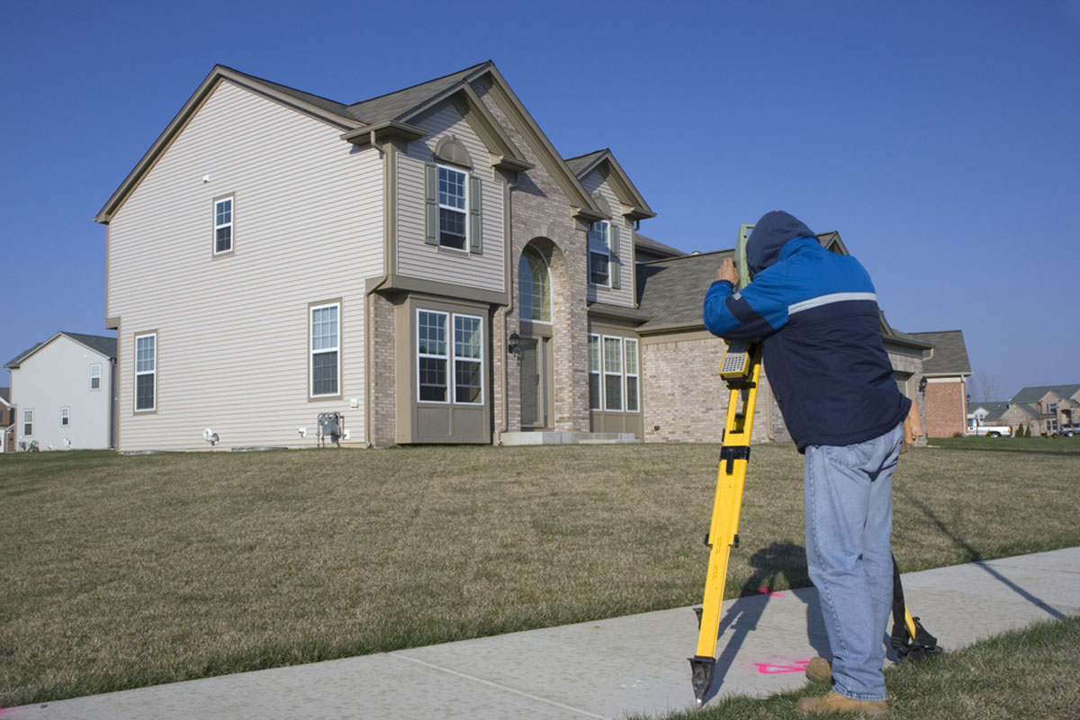 Residential Land Survey For Property Lines & Fencing