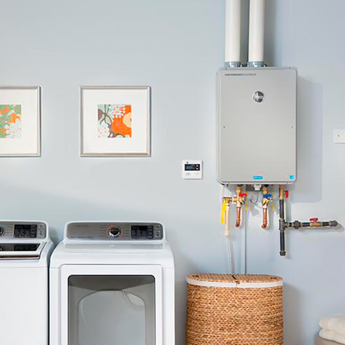 Tankless Water Heater Rheem