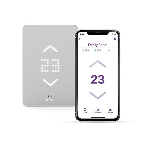 Mysa Smart Thermostat for Electric In-Floor Heating