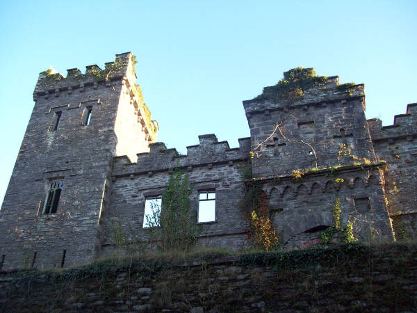 Macroom Castle View