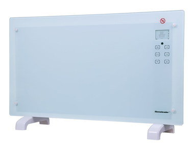 Electric Panel Heater Mounted With LED Control
