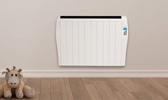 Electric Panel Radiator With Curved Edges