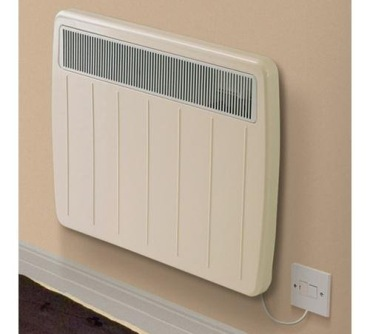 Electric Panel Radiator In Cream